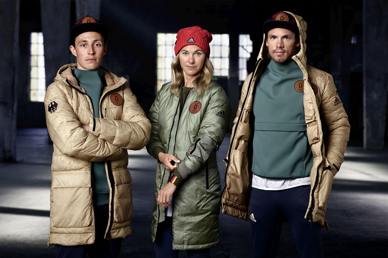 adidas kollektion jacken olympia 2018